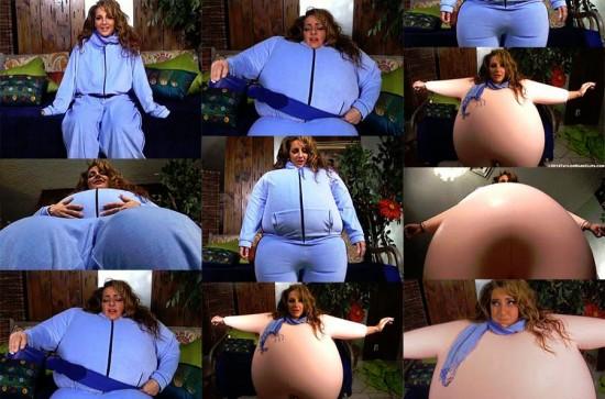 Body Inflation Interactive: Big Sexy Balloon Skin -  Savanna Fox